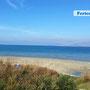 Strand von Kalamaki ca. 15 km vom Gruppenhaus entfernt