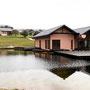Der Samurai Manager Stara Wieś Blick vom Teahouse