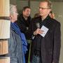 Robert Brahmkamp im Gespräch mit Edelgard Stryzewski-Dullien