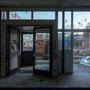 Januar 2014, Foyer, Blick zum Haupteingang