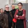 Ulrich Buse, Robert Brahmkamp und Susanne Weirich