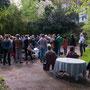 Garten Atelierhaus