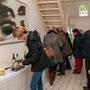 """""""Café Grün"""" im Obergeschoss"""