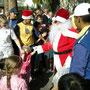 Tunesischer Weihnachtsmann