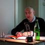 Thomas Hensel beim Vortrag