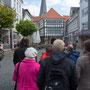 am Untermarkt mit Altem Rathaus