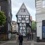 Bügeleisenhaus (1611 erbaut)