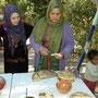 zu Gast bei tunesichen Olivenbauern