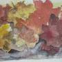 Gerlinde Sliwczuk, Herbstblätter