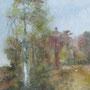 Gerlinde Sliwczuk, Birken im Herbst