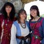 die Drei Frauen von der Burg