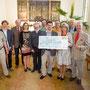 Für die Konservierung und Restaurierung des Marienaltares stellte die Deutsche Stiftung Denkmalschutz (DSD) 10.000 € zur Verfügung. © Frank Schütze / www.priori-relations.de