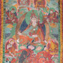 Padmasambhava thanka, 19th century