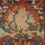 Ganesha thanka, 19tg century