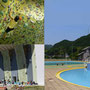 湯原温泉 温泉プールと湯原クライミングセンター☆車で25分☆