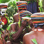 Festbemalung Nah, Papua-Neuguinea