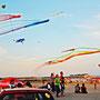 Festival de Papalotes  en Playa