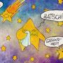 .. Doodle 224/365 - Stichwort: Sternschnuppe