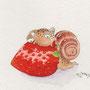 .. Doodle 140/365 - Stichwort: Erdbeere