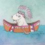 .. Doodle 188/365 - Stichwort: Boot