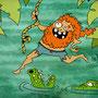 .. Doodle 257/365 - Stichwort: Dschungel