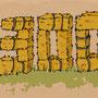 .. Doodle 300/365 - Stichwort: Heuballen