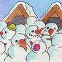.. Doodle 346/365 - Stichwort: Weihnachtsmarkt