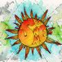.. Doodle 123/365 - Stichwort: Sonne