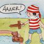 .. Doodle 185/365 - Stichwort: Pirat