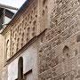 CONVENTO DE SANTA URSULA. Segunda mitad del siglo XIV. Acceso a la iglesia. Callejón de Santa Ursula.