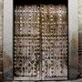 """TALLER DE LA CAMPANA. Aquí se fundió la célebre """"Campana Gorda"""" para la Catedral."""