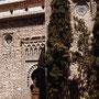 IGLESIA DE SANTIAGO DEL ARRABAL O EL MAYOR. Entrada lateral. Siglo XIII.