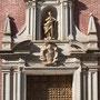 CONVENTO DE LAS CAPUCHINAS. Arquitecto: Bartolomé Zumbigo y Salcedo, 1671