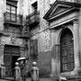CAPILLA DE SAN JOSÉ.  Calle Nuñez de Arce. Foto 1990.