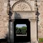 CIGARRAL DEL SANTO ANGEL CUSTODIO. Hacia 1540. Procede de la casa de Don Rodrigo Niño, frente de la parroquia de San Lorenzo.