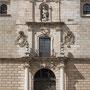 Antiguo HOSPITAL DE TAVERA. Traza: Pedro Martínez Morales. Ejecución: José de Montés Somo. 1762