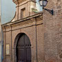 CONVENTO DE SAN ANTONIO DE PADUA. Entrada al atrio de la iglesia.