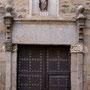 CONVENTO DE SANTO DOMINGO EL REAL. Entrada al convento. Traza de Juan Bautista Monegro. 1612.