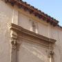 SINAGOGA. ERMITA DE SANTA MARÍA LA BLANCA. Entrada lateral del siglo XVI.