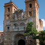 PUERTA DEL CAMBRÓN. Denominación después de 1500. Antes se llamaba BAB AL YAHUD, PUERTA DE LOS JUDÍOS. Remodelación en el siglo XV.Fachada exterior.