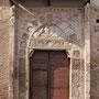 CONVENTO DE SANTA ISABEL DE LOS REYES. Entre 1374 y 1385. Entrada al convento. Plaza de Santa Isabel.