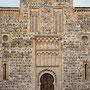 IGLESIA DE SANTIAGO DEL ARRABAL O EL MAYOR. Siglo XIII. Entrada principal.
