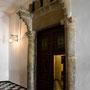 CONVENTO DE SANTA CLARA LA REAL. Primera mitad del siglo XV. Puerta de la iglesia.
