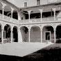 """MUSEO DE SANTA CRUZ. Foto de PETIT, 1899. Fuente: Eduardo Butrageño, """"Toledo Olvidado""""."""