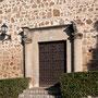 Antiguo PALACIO DE LOS DUQUES DE MAQUEDA. S. XV. Plaza de San Juan de los Reyes.