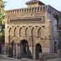 ERMITA DEL CRISTO DE LA LUZ. Antigua Mezquita BAB AL-MARDUM. Construido en 999 según la epigrafía en la fachada occidental.