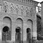 """Ermita CRISTO DE LA LUZ. Antigua MEZQUITA BAB-AL-MARDUM. Foto de Gonzalo de Reparaz Ruiz. Fuente: Eduardo Butrageño, """"Toledo Olvidado."""