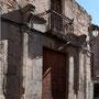 Antiguo palacio en la Calle de San Juan de la Penitencia