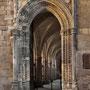 CATEDRAL. PUERTA DEL MOLLETE o DE LA JUSTICIA. Principios del siglo XV.