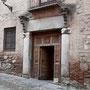 Antiguo PALACIO DE LOS CARILLO. Siglo XV. Calle de la Ciudad.